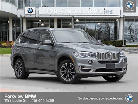 2018 BMW X5 xDrive35i (Stk: T56142A) in Toronto - Image 1 of 24