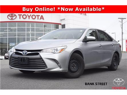 2017 Toyota Camry Hybrid LE (Stk: 19-29526A) in Ottawa - Image 1 of 22