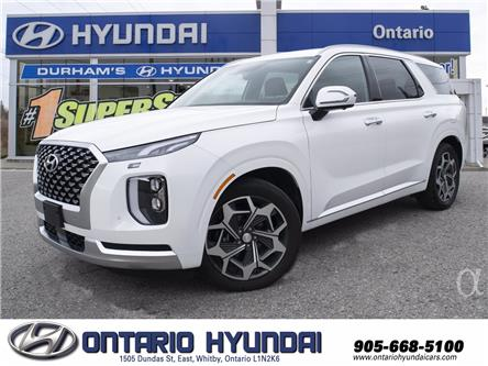 2021 Hyundai Palisade Ultimate Calligraphy (Stk: 286663P) in Whitby - Image 1 of 29