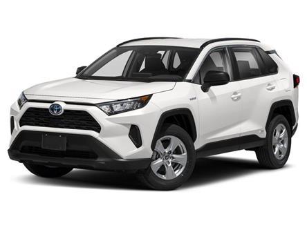 2021 Toyota RAV4 Hybrid LE (Stk: U9276) in Ottawa - Image 1 of 9
