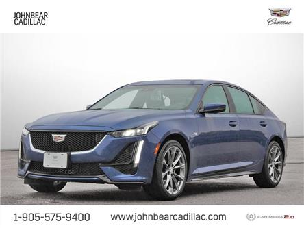 2021 Cadillac CT5 Sport (Stk: 7321-21) in Hamilton - Image 1 of 27