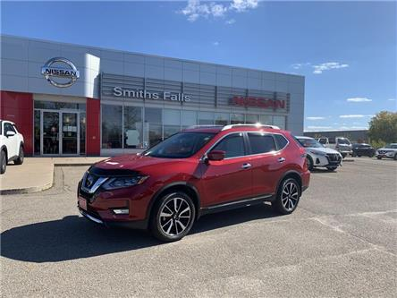 2017 Nissan Rogue SL Platinum (Stk: 21-116A) in Smiths Falls - Image 1 of 20