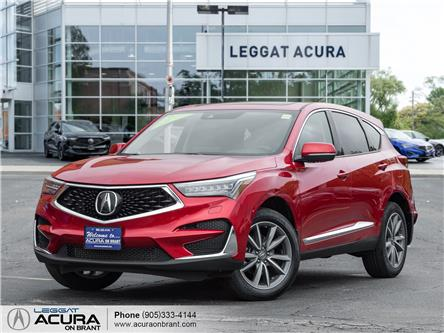 2019 Acura RDX Elite (Stk: 4554) in Burlington - Image 1 of 25