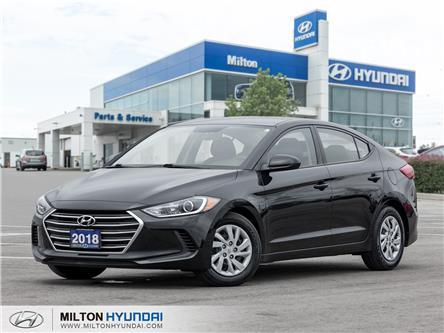 2018 Hyundai Elantra LE (Stk: 284016) in Milton - Image 1 of 20
