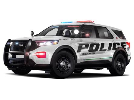 2021 Ford Police Interceptor Utility Base (Stk: 2105370) in Ottawa - Image 1 of 2