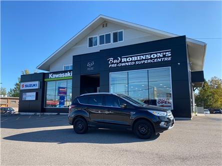 2017 Ford Escape Titanium (Stk: ) in Sault Ste. Marie - Image 1 of 34
