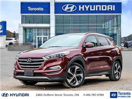 2016 Hyundai Tucson Limited (Stk: U07325) in Toronto - Image 1 of 30