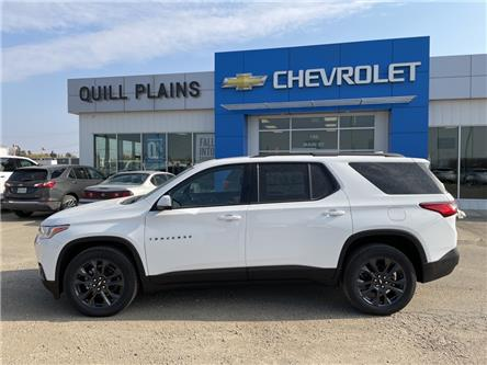 2021 Chevrolet Traverse RS (Stk: 21T181) in Wadena - Image 1 of 14