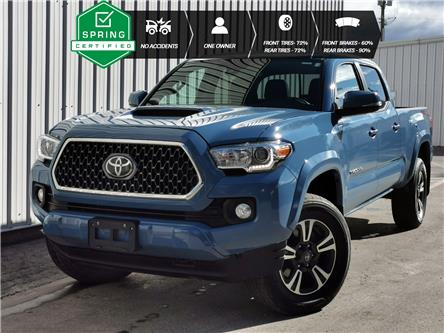 2019 Toyota Tacoma TRD Sport (Stk: B11990) in North Cranbrook - Image 1 of 14