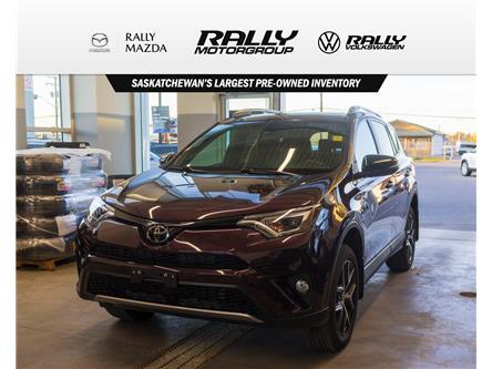 2018 Toyota RAV4 SE (Stk: V1698) in Prince Albert - Image 1 of 15