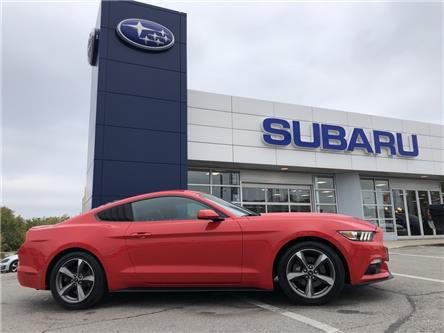 2017 Ford Mustang V6 (Stk: S21203B) in Newmarket - Image 1 of 12