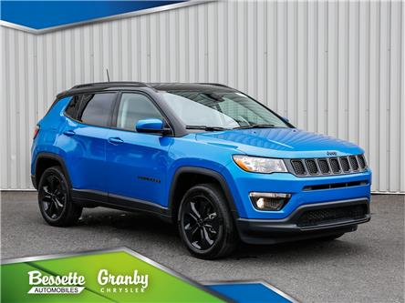 2021 Jeep Compass Altitude (Stk: B21-449) in Cowansville - Image 1 of 33