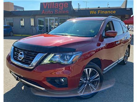 2017 Nissan Pathfinder Platinum (Stk: P38547) in Saskatoon - Image 1 of 29