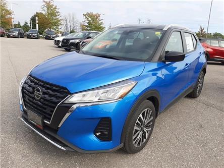 2021 Nissan Kicks SV (Stk: ML508920) in Bowmanville - Image 1 of 13