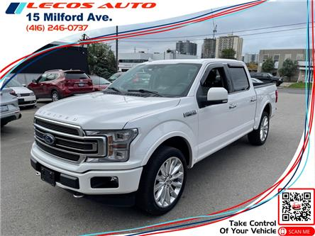 2019 Ford F-150 Limited (Stk: B21813) in Toronto - Image 1 of 11