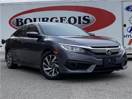 2018 Honda Civic SE (Stk: 22SF06A) in Midland - Image 1 of 15