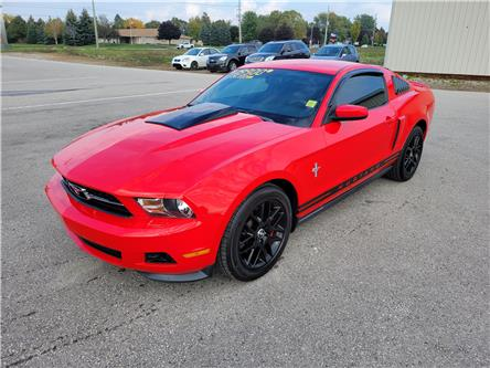 2012 Ford Mustang  (Stk: A213082) in Goderich - Image 1 of 20