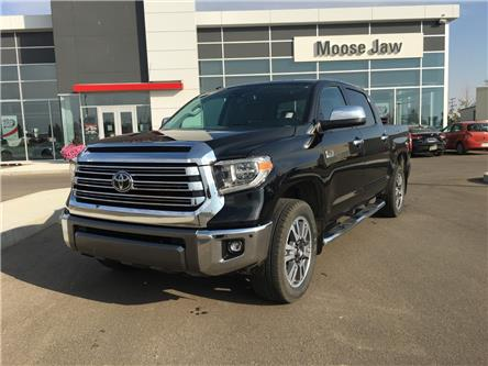 2018 Toyota Tundra Platinum 5.7L V8 (Stk: 7967) in Moose Jaw - Image 1 of 28