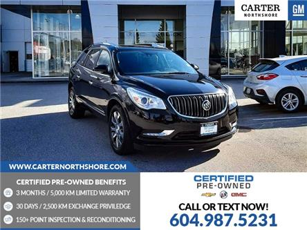 2017 Buick Enclave Premium (Stk: 976130) in North Vancouver - Image 1 of 30