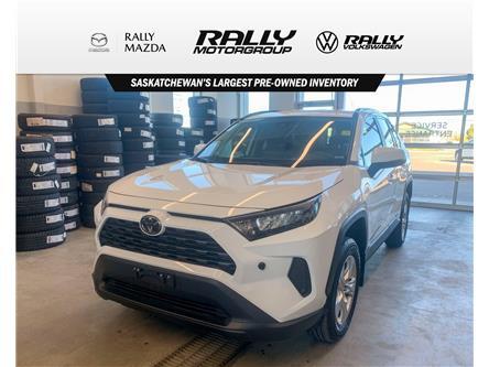 2019 Toyota RAV4 LE (Stk: V1694) in Prince Albert - Image 1 of 10