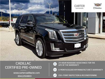 2017 Cadillac Escalade Platinum (Stk: 1L48961) in North Vancouver - Image 1 of 24