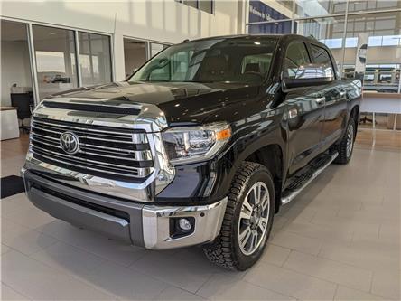2019 Toyota Tundra Platinum 5.7L V8 (Stk: F0511A) in Saskatoon - Image 1 of 25