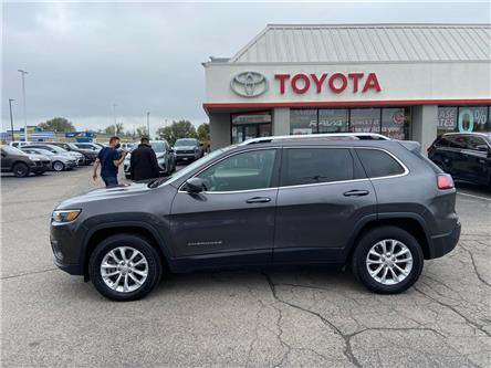 2019 Jeep Cherokee North (Stk: 2109361) in Cambridge - Image 1 of 17