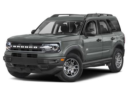 2022 Ford Bronco Sport Big Bend (Stk: N-412) in Calgary - Image 1 of 9
