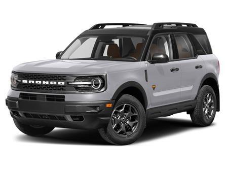 2022 Ford Bronco Sport Badlands (Stk: N-413) in Calgary - Image 1 of 9