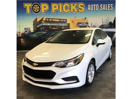 2017 Chevrolet Cruze LT Auto (Stk: 504500) in NORTH BAY - Image 1 of 27