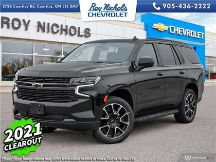 2021 Chevrolet Tahoe RST (Stk: X519) in Courtice - Image 1 of 23