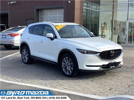 2019 Mazda CX-5 GT (Stk: 31260A) in East York - Image 1 of 30