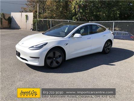 2019 Tesla Model 3 Standard Range Plus (Stk: 414426) in Ottawa - Image 1 of 24