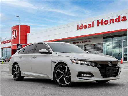2019 Honda Accord Sport 1.5T (Stk: 67234) in Mississauga - Image 1 of 29