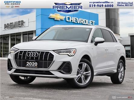 2020 Audi Q3 45 Progressiv (Stk: PR45396) in Windsor - Image 1 of 29