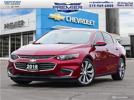 2018 Chevrolet Malibu Premier (Stk: LR58841) in Windsor - Image 1 of 29