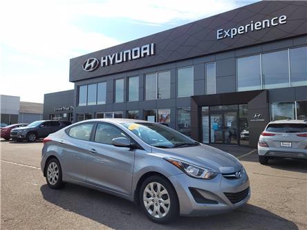 2016 Hyundai Elantra GL (Stk: U3866) in Charlottetown - Image 1 of 9