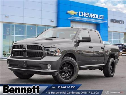 2019 RAM 1500 Classic ST (Stk: 210947A) in Cambridge - Image 1 of 27