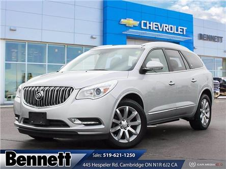 2017 Buick Enclave Premium (Stk: 210707A) in Cambridge - Image 1 of 27