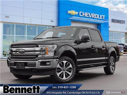 2019 Ford F-150  (Stk: 210876A) in Cambridge - Image 1 of 27