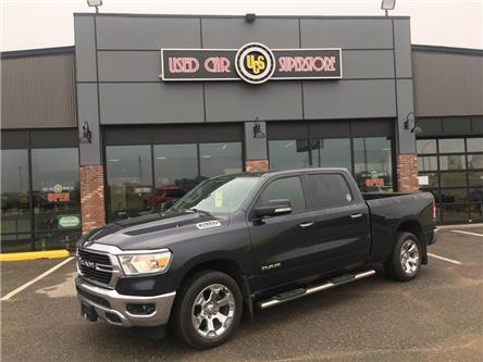 2020 RAM 1500 Big Horn (Stk: UC4189A) in Thunder Bay - Image 1 of 14