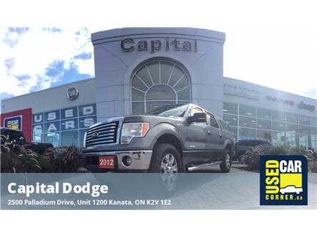 2012 Ford F-150 XLT (Stk: M00650A) in Kanata - Image 1 of 25