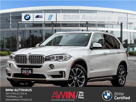 2018 BMW X5 xDrive35i (Stk: P10574) in Thornhill - Image 1 of 32
