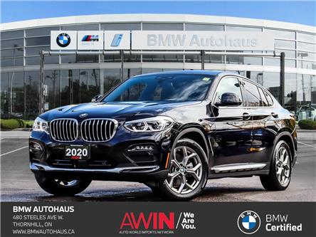 2020 BMW X4 xDrive30i (Stk: P10836) in Thornhill - Image 1 of 30