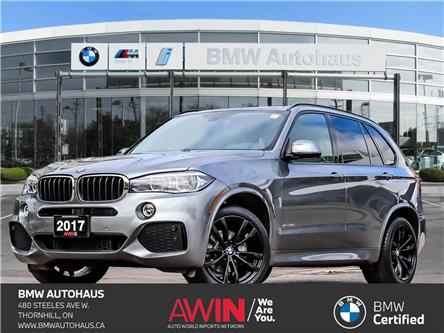 2017 BMW X5 xDrive35i (Stk: P10909) in Thornhill - Image 1 of 31