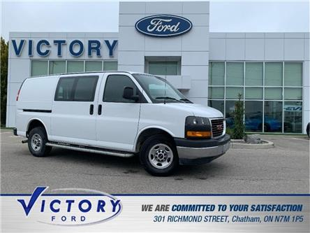 2018 GMC Savana 2500 Work Van (Stk: V20527B) in Chatham - Image 1 of 20