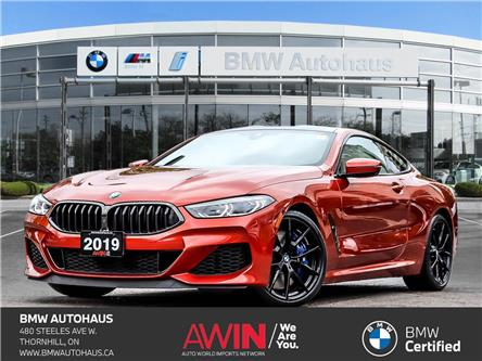 2019 BMW M850i xDrive (Stk: P10929) in Thornhill - Image 1 of 31