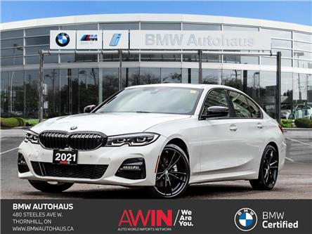 2021 BMW 330i xDrive (Stk: P10948) in Thornhill - Image 1 of 30
