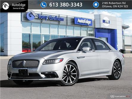 2018 Lincoln Continental Reserve (Stk: A0963) in Ottawa - Image 1 of 27