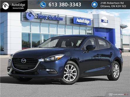 2017 Mazda Mazda3 SE (Stk: A0936) in Ottawa - Image 1 of 27